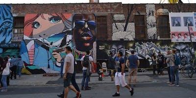World-renowned Brooklyn graffiti walking tour