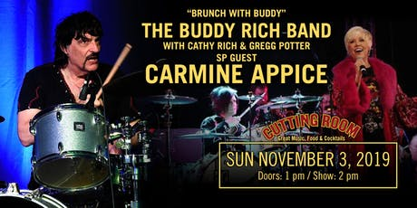 The Buddy Rich Band with Cathy Rich, Gregg Potter, & Carmine Appice tickets