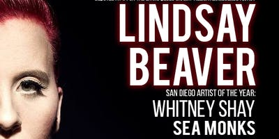 Six String Society presents Lindsay Beaver, Whitney Shay, & The Sea Monks