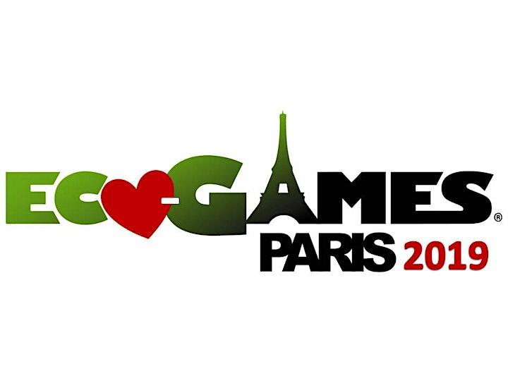 Image pour Eco-Games Paris 2019 - l'Humain, au coeur du changement climatique