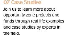 Opportunity Zone Case Studies