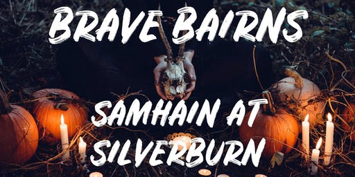 Brave Bairns! Samhain at Silverburn / Kids Guided Tour and more