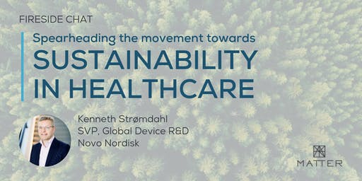 Spearheading the Movement Towards Sustainability in Healthcare