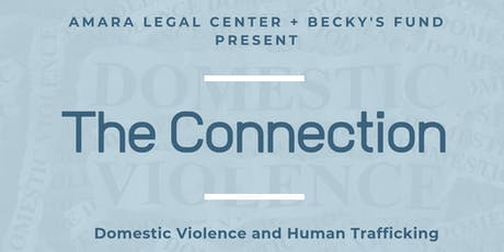 The Connection: Domestic Violence and Human Trafficking tickets