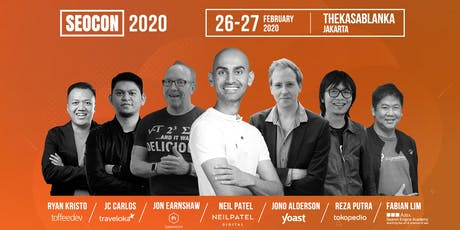 SEOCon 2020 | Bring Your SEO To The Next Level tickets