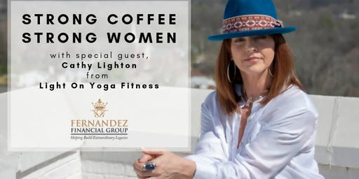 Strong Coffee Strong Women