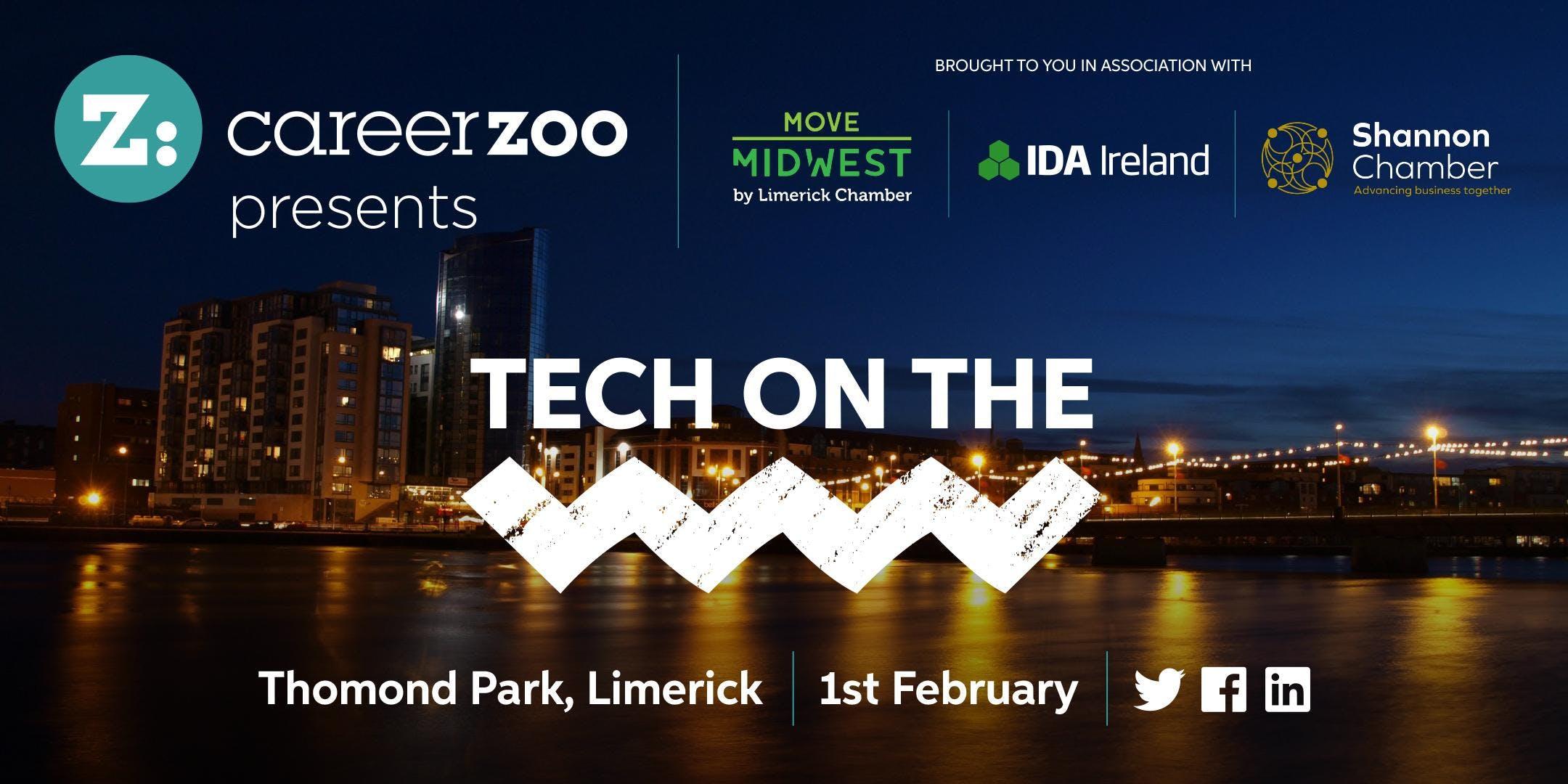 Career Zoo presents: Tech on the Wild Atlantic Way 2020