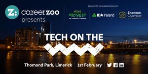 Career Zoo presents: Tech on the Tech on the Wild...
