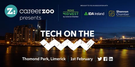 Career Zoo presents: Tech on the Tech on the Wild Atlantic Way 2020 tickets