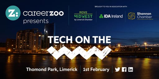 Career Zoo presents: Tech on the Wild Atlantic Way 2020