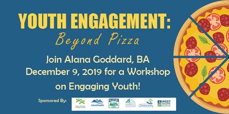 Youth Engagement: Beyond Pizza! tickets
