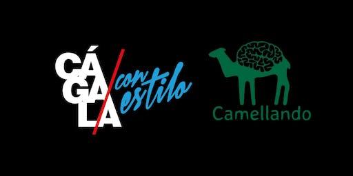 CÁGALA CON ESTILO & CAMELLANDO VOL. 04