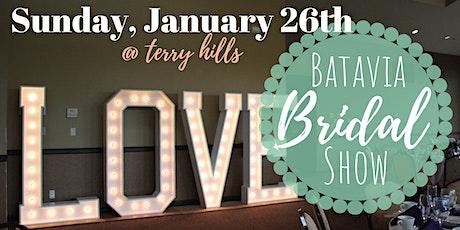 9th Annual Batavia Bridal Show tickets