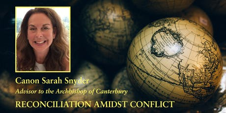 Reconciliation in the Midst of Conflict: Biblical and Practical Approaches tickets