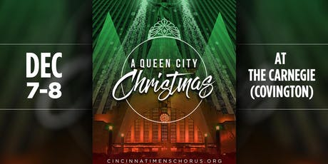 Holiday Concert: Queen City Christmas tickets