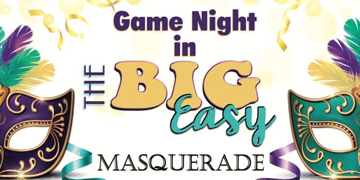 Game Night in the Big Easy: 5th Annual Rotary Reverse Raffle
