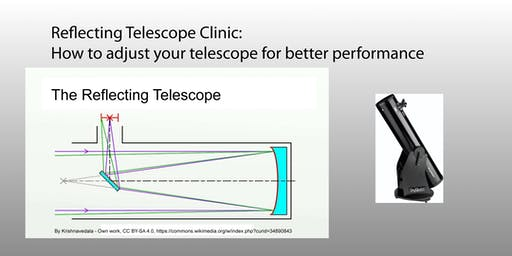 Reflector Telescope Clinic