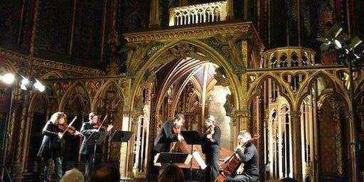 Sainte-Chapelle. Paris. Francia Vivaldi - Les quatre Saisons