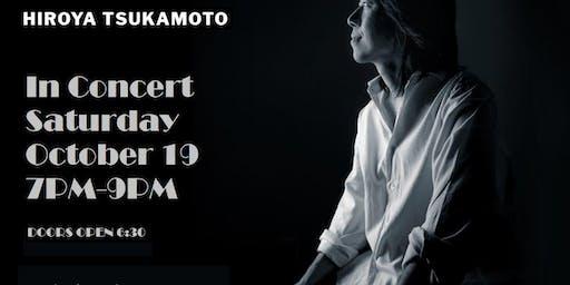 Guitarist Hiroya Tsukamoto LIVE
