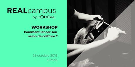 WORKSHOP: Comment lancer son salon de coiffure ? billets