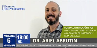 """WORKSHOP ASPECTOS LEGALES BÁSICOS PARA SITIO DE E-COMMERCE"""