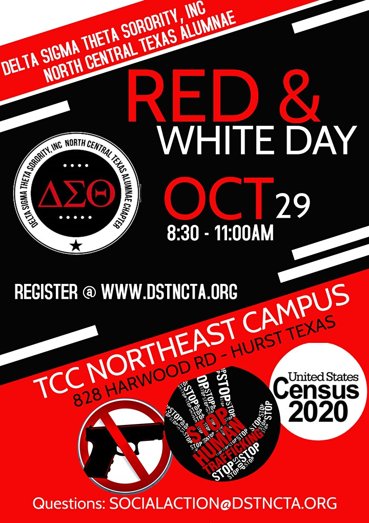 2019 Red & White Day at TCC image