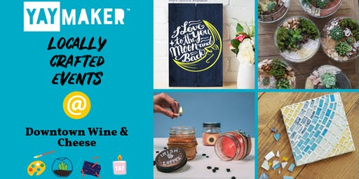 Craft Nite with Yayamaker - Downtown Gainesville