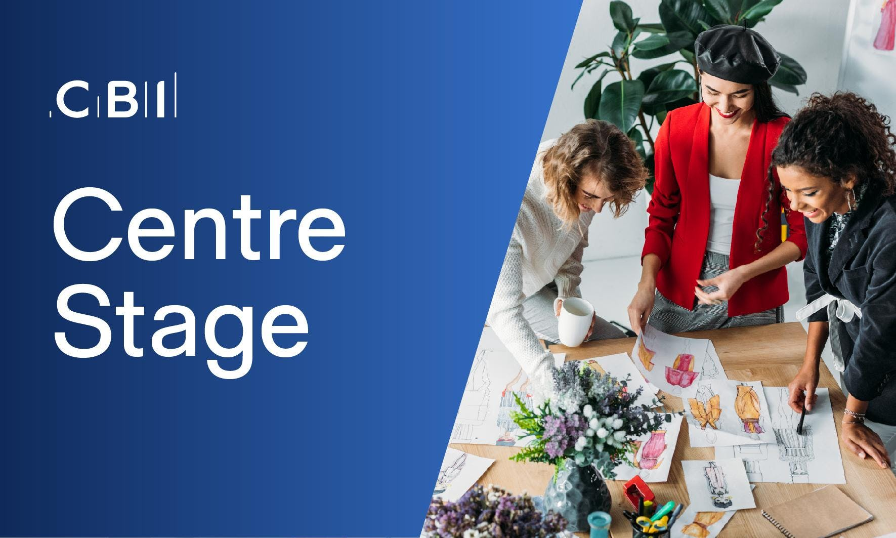 CBI Report Launch: Centre Stage
