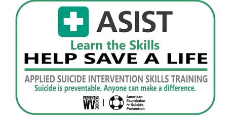 ASIST - Applied Suicide Intervention Skills Training - Bridgeport  WV tickets