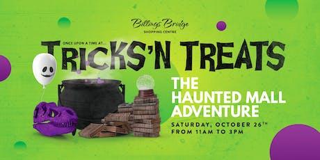Tricks'N Treats - The Haunted Mall Adventure tickets