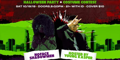 The Mr Chow Show: Halloween Party + Co$tume Conte$t tickets