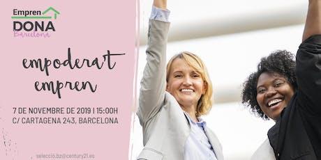 Empren Dona Barcelona entradas
