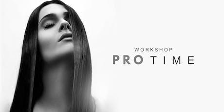 Workshop Pro Time ingressos
