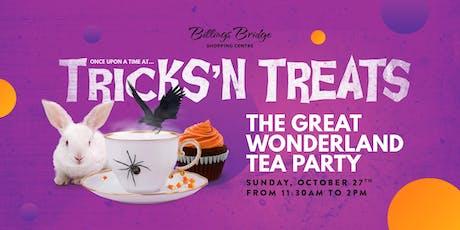 Tricks'N Treats - The Great Wonderland Tea Party tickets