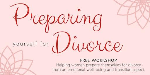 Preparing Yourself for Divorce