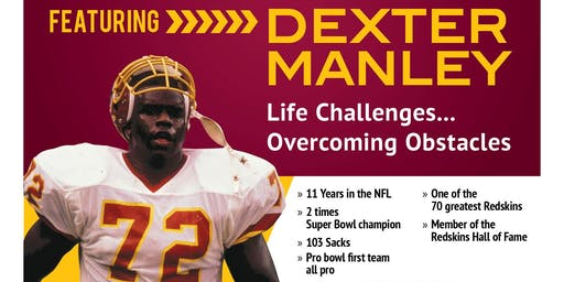Celebrity Sports Dinner featuring Dexter Manley