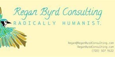 FREE Diversity Training: Oppression, Allyship & Pitfalls with Regan Byrd tickets