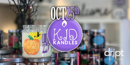 Kid Kandles ~ Decorate & Pour