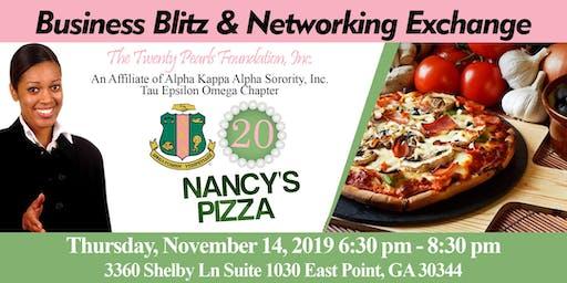 Business Blitz & Networking Exchange