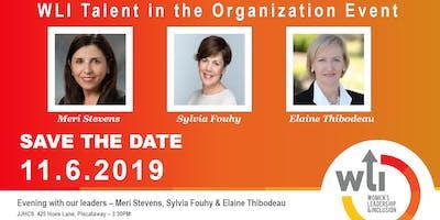 WLI Talent in the Organization Event