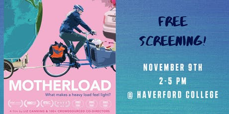 Motherload Screening: On the Mainline! tickets
