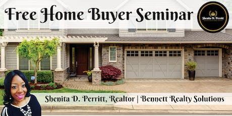 Free Home Buyer Seminar tickets