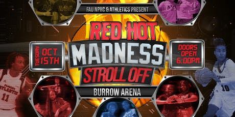 2019 Red Hot Stroll Off tickets