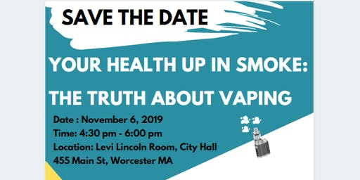 Your Health Up In Smoke: The Truth About Vaping