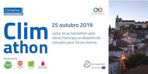 Alimentação Sustentável em Torres Vedras - Climathon 2019