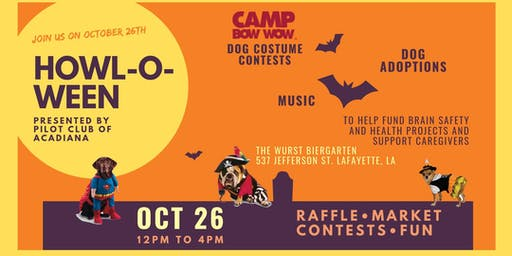 Pilot Club of Acadiana's Howl-o-Ween