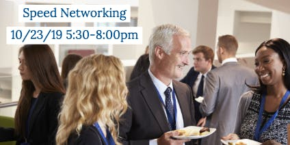 Speed Networking Event with East End Women's Network