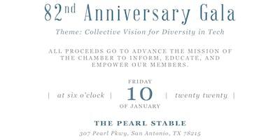 82nd  Anniversary Gala