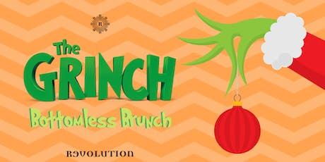 The Grinch- Bottomless Brunch tickets
