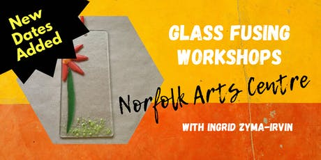 Glass Fusing Workshop tickets